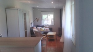 Salón bungalow 1